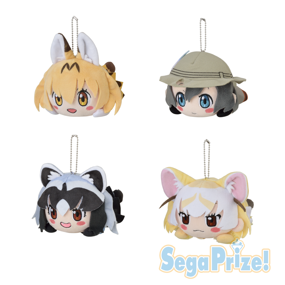 Kemono Friends Nesoberi Volume 1.jpg