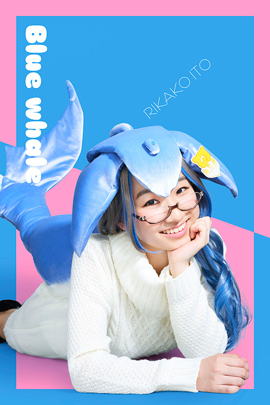 Blue Whale Stage Play Japari Library The Kemono Friends