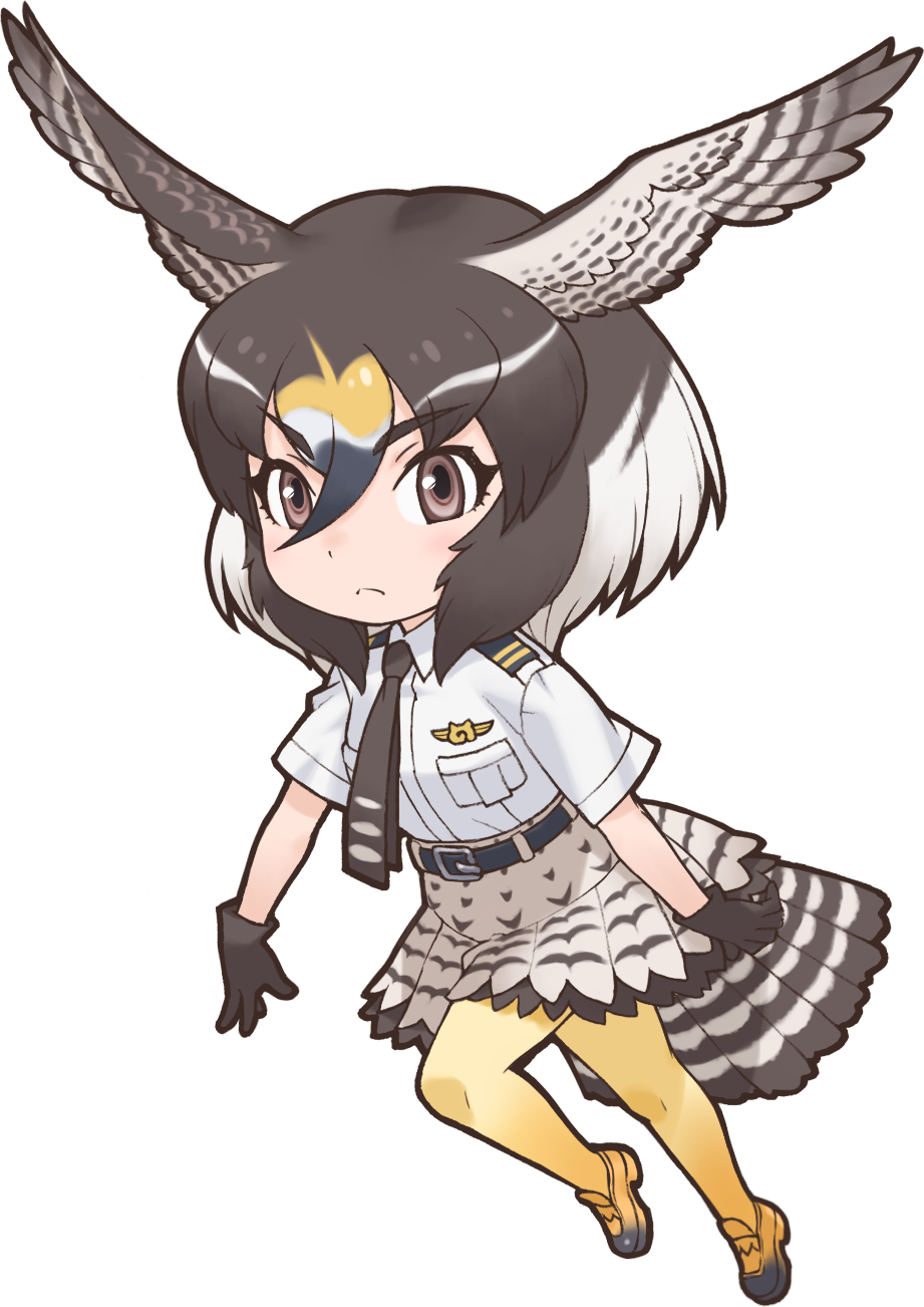 Peregrine Falcon Japari Library The Kemono Friends Wiki