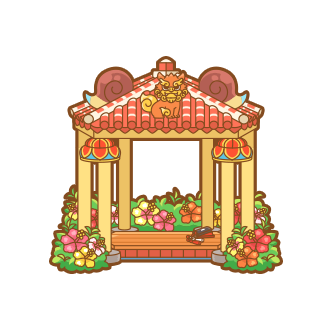 ToyRed Shisa Stage of Everlasting Summer.png
