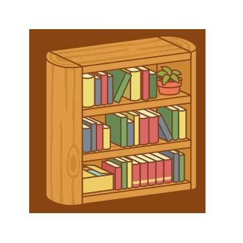 Bookshelf Japari Library The Kemono Friends Wiki