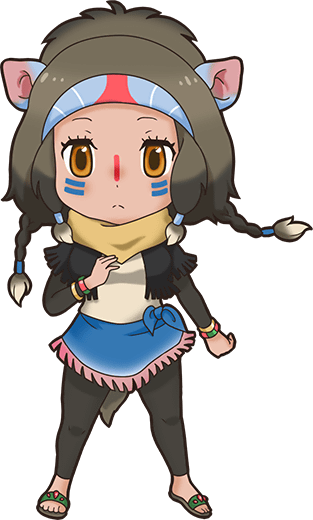 Mandrill/Nexon Game - Japari Library, the Kemono Friends Wiki