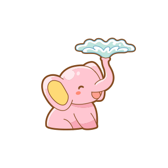 ToyElephant Shower.png