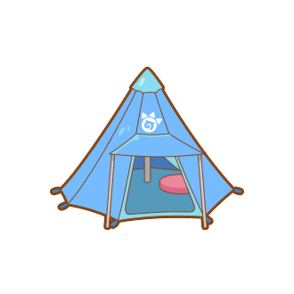 ToyBlue One-Pole Tent.png