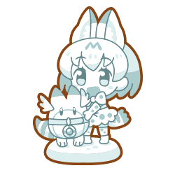ToyServal Snow Sculpture.png