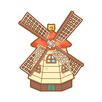 ToyRed-Roofed Windmill.png