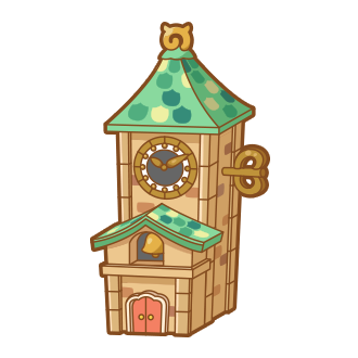 ToyGreen-Roofed Clock Tower.png