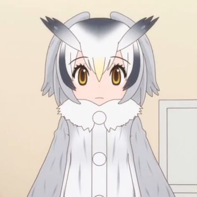 Northern White-Faced Owl Anime S2.png