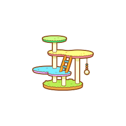ToyColorful Cat Tower.png